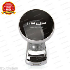 100% Orignal Car Power Steering Wheel Platinum Knob Spinner I-Pop Black