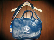 NEW Adidas Originals AIRLINER PERFORATED SHOULDER BAG MESSENGER AJ8384 ADICOLOR