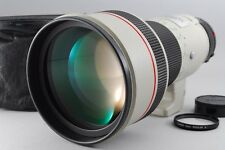 【AB- Exc】 Canon New FD NFD 300mm f/2.8 L MF Telephoto Lens w/Case JAPAN #2331
