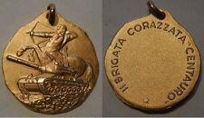 medaglia II brigata corrazzata Centauro