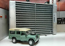 Land Rover Series 2a 3 SHF795002 Bulkhead Heater Box Matrix Radiator