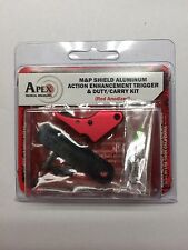 Apex Tactical - S&W Shield Duty/Carry Action Enhancement Trigger & Kit - RED