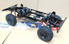 D110 Version 2  Full Metal Chassis  1/10 334mm  Land Rover Defender  NEW IN BOX
