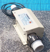 220V NEW Swimming Pool and SPA Heater Electric Heating Thermostat 2KW
