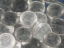 100 Coins LOT - 2006 - MAHATMA BASAVESHWARA  - 5 Rs Steel Coin - india