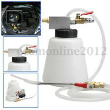 Vehicle Car Filling Bleeder Fluid Bottle Pumping Unit Pneumatic Brake Oil Tool
