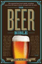 THE BEER BIBLE (2015) BY JEFF ALWORTH HEAVY TRADE PAPERBACK BRAND NEW FREE SHIP