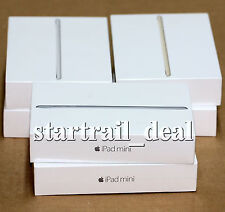 "Apple iPad mini 3 128GB w/ Retina Display Tablet Silver Wi-Fi MGP42LL/A 7.9"" LED"