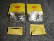 FORD FALCON 1962 PARKING LIGHT LAMP LENS CLEAR NEW NICE