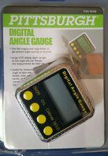 digital angle gauge Pittsburgh model 95998 - new!