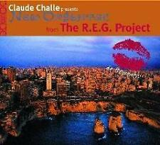The r.e.g. project: Claude Challe presents New oriental, CD, Digi