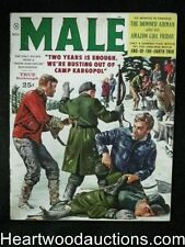 Male Nov 1959 Kunstler Cover, Popp, Nappi, Cohen