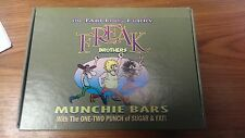 Rare ORIGINAL FABULOUS FURRY FREAK BROTHERS MUNCHIE BOX Gilbert SHELTON ART