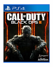 Call of Duty: Black Ops III (Sony PlayStation 4, 2015)CHEAP PRICE AND FREE POST