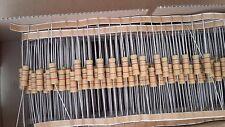 10 pcs  DRALORIC Resistors LCA0719  1.8k 2% 1W Nos Audio Grade Low noise