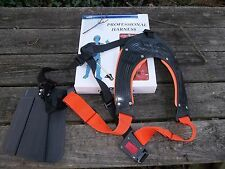 PRO (SHOULDER STRAP & HARNESS) Fits: Most Gas Powered Trimmers...