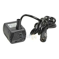 Mini Submersible Water Pump Brushless Aquarium Fish Tank Pump Fountain DC 12V 3W