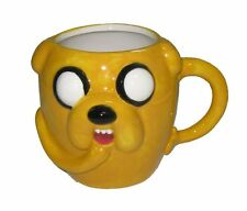 Adventure Time Jake Figural Ceramic Coffee Mug
