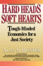 Hard Heads, Soft Hearts: Tough-minded Economics For A Just Society, Blinder, Ala