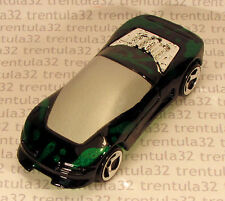 BUICK WILDCAT CONCEPT CAR 1998 TECH TONES SERIES BLACK GREEN SILVER HOT WHEELS