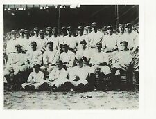1922 NEW YORK YANKEES TEAM PICTURE including Babe Ruth - 8 X 10 PHOTO