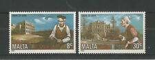 MALTA 1982 CARE FOR ELDERLY SG,690-691 UM/M NH LOT 2299A