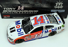Tony Stewart 2016 1/24 Mobil 1 Action nascar diecast In Stock 1777 Made !