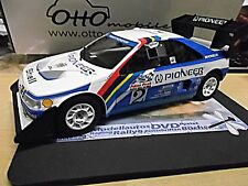 Peugeot 405 t16 Pikes Peak vatanen winner rally 1988 resin Otto rare 1:18