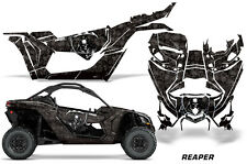 AMR Racing Can Am Maverick X3 Full Graphic Kit Wrap Sticker Parts 2016 + REAPER