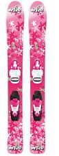 2016 ROSSIGNOL DESPICABLE ME MINION SNOW SKIS 116cm INC. BINDINGS