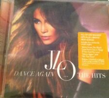 Jennifer Lopez Dance Again: The Hits CD DVD 2012 Deluxe Edition IMPORT EU