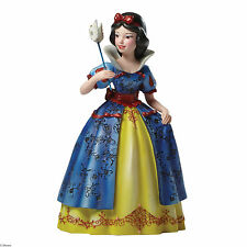 Disney Vitrine Collection 4046625 Haute-Couture Blanche-neige Mascarade Neuf