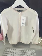 Vince Baby Infant Girl Cardigan Size 18 Months New with Tags Designer