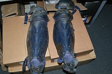 Jesús Sucre Game Used SHINGUARDS Pair Seattle Mariners Tacoma Rainiers  BN BNS