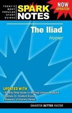 The Iliad (SparkNotes Literature Guide), Homer, Good Book