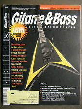 GITARRE & BASS 2007 # 10 - SCORPIONS T BONE WALKER BILLY SHEEHAN RANDY RHOADS