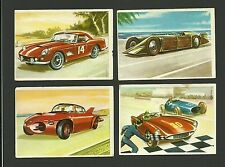 F1 Motor Car Speed Racing Grand Prix Automobile Spanish Sports Collector Cards