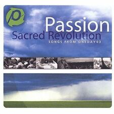 Sacred Revolution: Songs From One Day 03 (CD) by Passion Worship Band