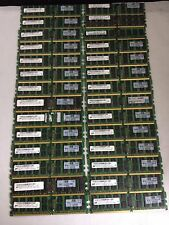 JOB LOT 112GB 28x 4GB DDR2 RAM ECC Server Memory 800 MHz Mixed Brand