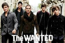 The Wanted : Band - Maxi Poster 61cm x 91.5cm (new & sealed)