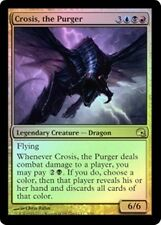 MTG GRAVEBORN DECK SERIES CROSIS, THE PURGER FOIL MAGIC
