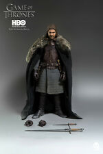 GAME OF THRONES ACTION FIGURE STATUA 32 CM NED STARK TRONO DI SPADE 1/6 TV HBO 2