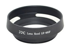 JJC LH-46GF Lens Hood for Panasonic Lumix 14mm f/2.5 20mm f/1.7 G-Series Lens