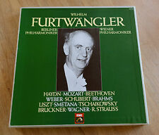FURTWANGLER WPO BPO 1938-1954 8LP box EMI 38712 6 nm Furtwängler