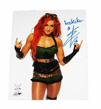 WWE BECKY LYNCH SIGNED AUTOGRAPHED 8X10 PHOTOFILE PHOTO INSCRIBED EXACT PROOF 2