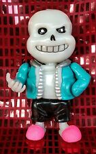 """Undertale Sans toy,hard plastic,mexican ko bootleg toy,glow in the darkness,6"""""""