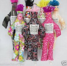 "New Random Pattern Color Stress Relief 13"" Dammit Doll Plush Toy"