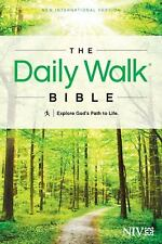 The Daily Walk Bible NIV (2013, Paperback)
