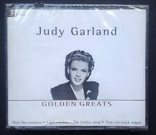 3xCDs JUDY GARLAND Golden Greats 2002 Bing Crosby Jimmy Durante Wizard of Oz NEW