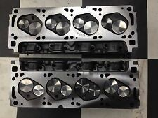351C FORD 4BBL REMANUFACTURED CLOSED CHAMBER CYLINDER HEAD PAIR #D0AE